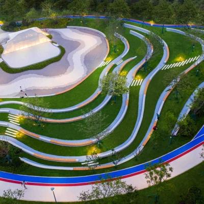 Amphitheater aerial