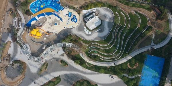 Qingdao Time park